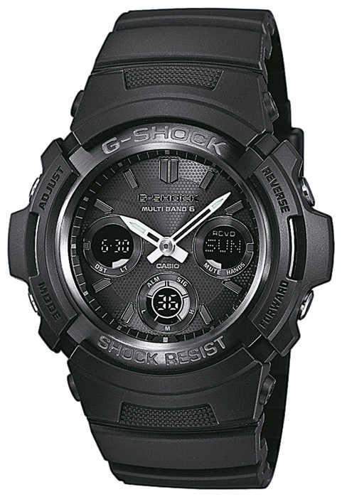 Часы Casio G-Shock AWG-M100B-1A Classic Collection