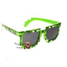 Солнцезащитные пиксельные очки