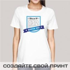 Футболка Выпуск 2016