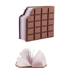 Книжка для записей Шоколадка