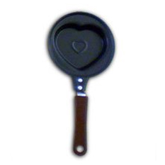 Мини-сковородка «Сердце» Love