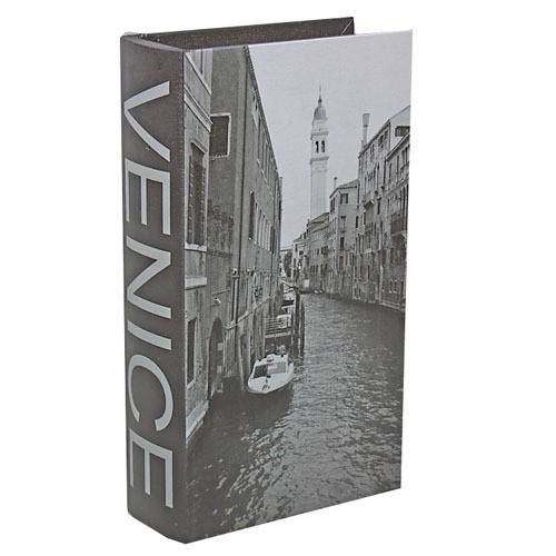 Шкатулка-фолиант Венеция