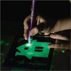 Набор Рисуй светом (формат А3)