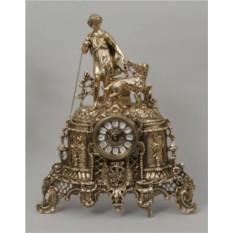 Скульптурные часы Пастух