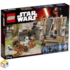 Конструктор Lego Star Wars Битва на планете такодана