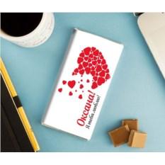 Именная шоколадка «Признание»