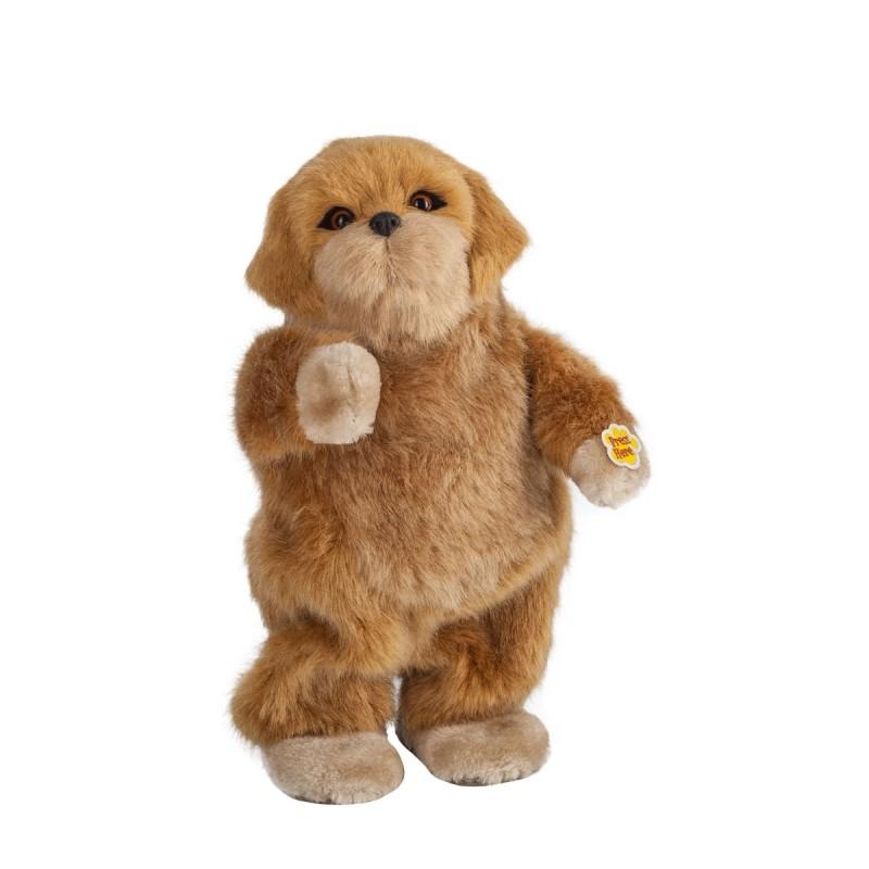 Интерактивная игрушка Рыжая собака Сэнди