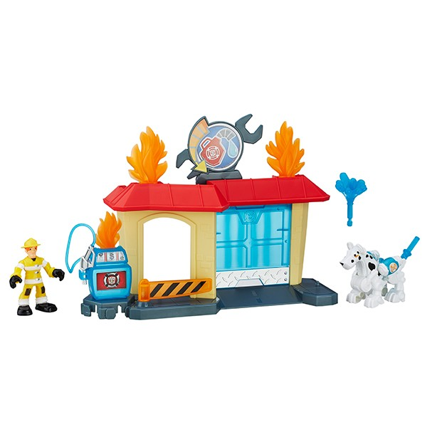 Игровой набор Спасатели - Hasbro Transformers