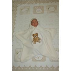 Плед для малыша «Звездочка».