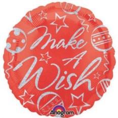 Шар-круг Make a Wish