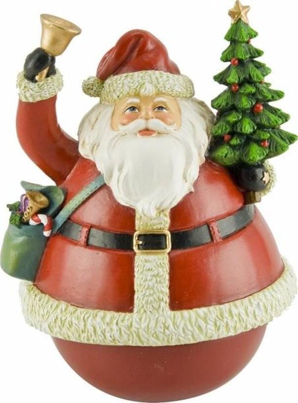Музыкальная новогодняя композиция Поющий Санта Клаус