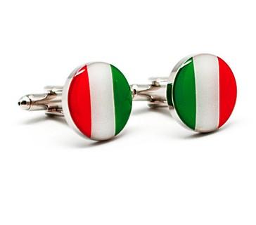Запонки Italy