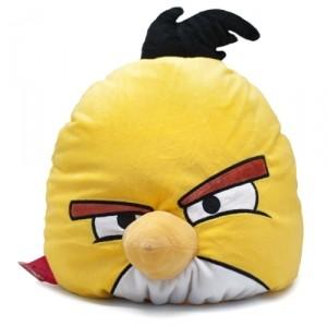 Подушка-антистресс Angry Birds (Chuck)
