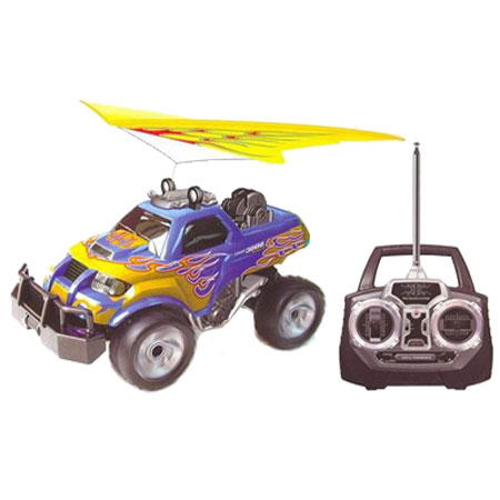 Машина Turbo Glider на радиоуправлении