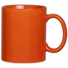 Оранжевая кружка Promo