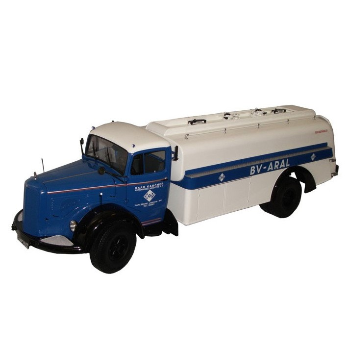 Модель MERCEDES-BENZ L 6600 - TANKWAGEN - 1950 - *ARAL*