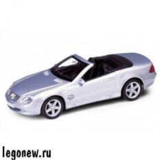 Модель машины Welly 1:34-39 MB SL500