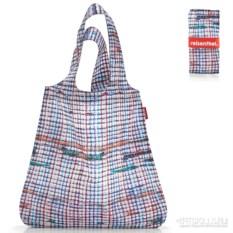 Складная сумка mini maxi shopper (цвет: structure)