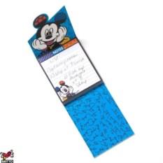 Блокнот для записей Britto Disney Mickey Mouse