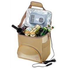 Сумка-холодильник с питанием от прикуривателя
