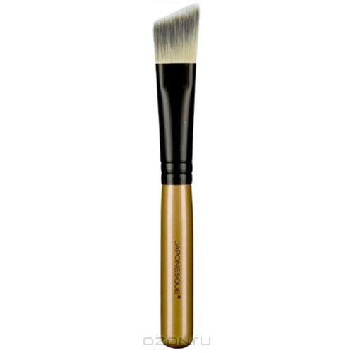 Кисточка-консилер Japonesque для основы под макияж, антибактериальная