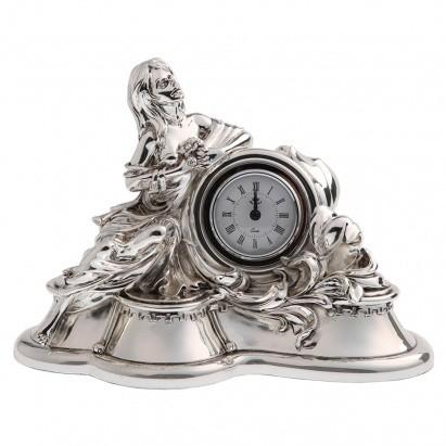 Часы Мечтающая девушка