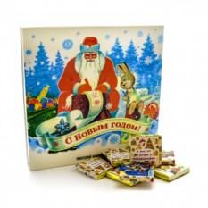Шокобокс с Дедом Морозом С Новым годом