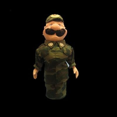 Кукла-бар «Пожарник»