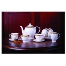 Чайный сервиз Алтынай на 6 персон из 15 предметов