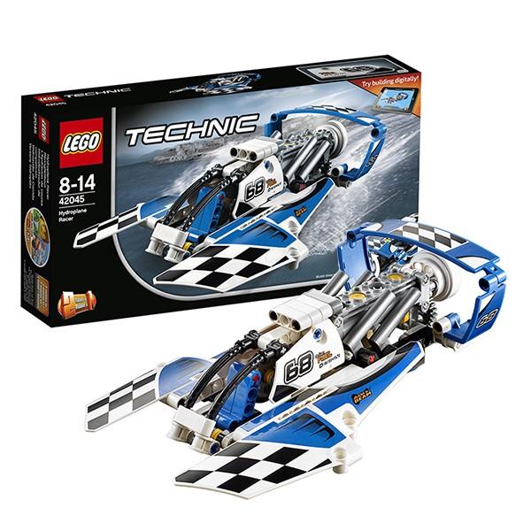 Конструктор Lego Technic Гоночный гидроплан