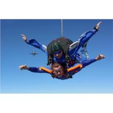 Сертификат на 2 прыжка с парашютом в тандеме (с фото/видео)