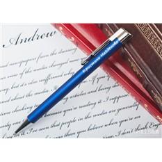 Ручка Синий атлас