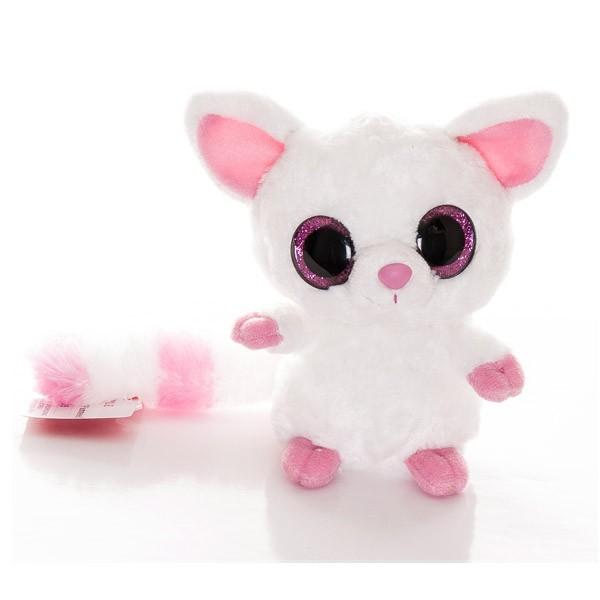 Мягкая игрушка Aurora Юху и его друзья. Лисица Фенек