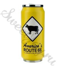 Термокружка Route 66 – Yellow