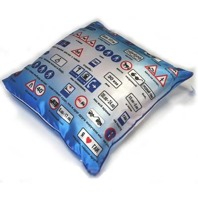 Подушка «Дорожные знаки»