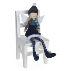 Декоративная кукла Ангелочек в шапочке