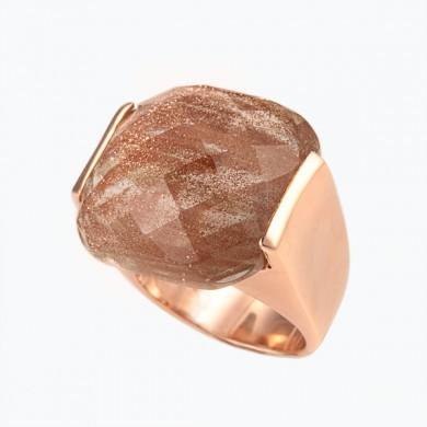 Кольцо из серебра «Sandara».
