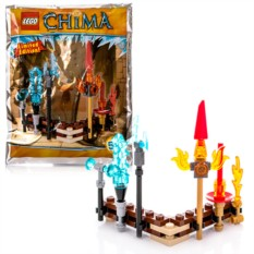 Конструктор Lego Legends Of Chima