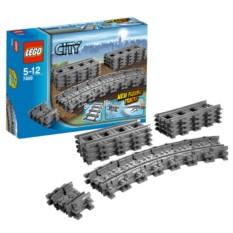 Конструктор  Lego City Гибкие пути