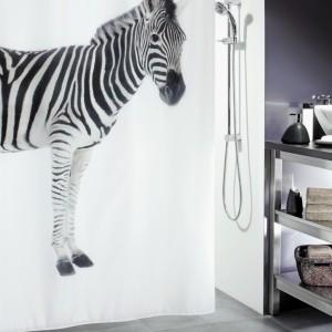Штора для ванной Zebra