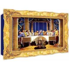 Объемный постер Тайная Вечеря от Vizzle