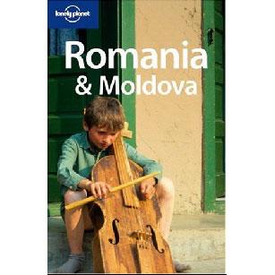 Книга Romania & Moldova