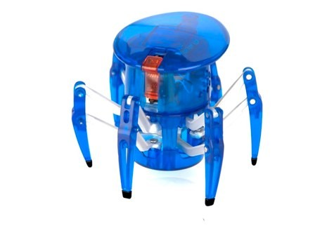 Микроробот Паук, синий