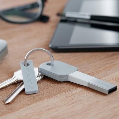Зарядка-брелок для iphone 5/5s Ключ