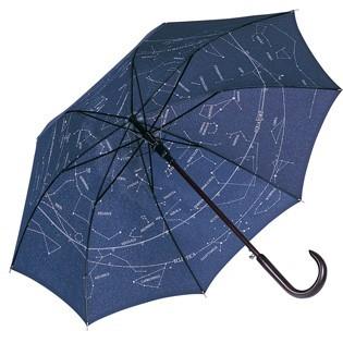 Зонт-трость «Звёздное небо»