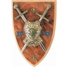 Панно Мини-меч Эскалибр / Мини-меч Карла Великого
