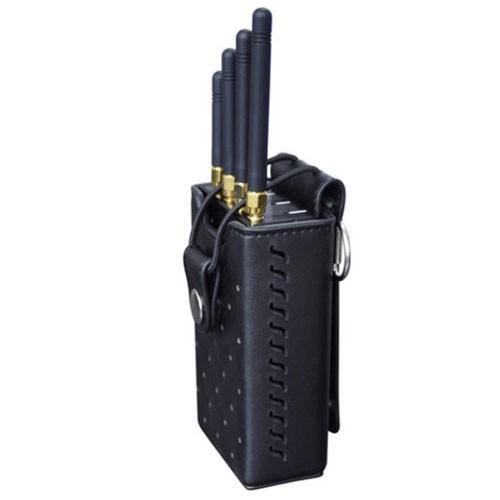Портативный подавитель GPS сигнала BlackHunter GPS-12G