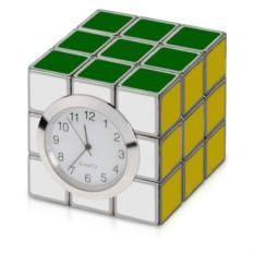 Настольные часы Кубик Рубика