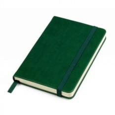 Зеленый бизнес-блокнот A6+ Casual