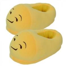 Тапочки Emoji Ухмылочка